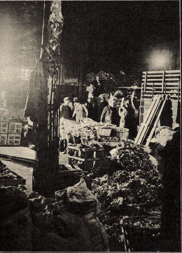 1938. Ле-Аль вечером