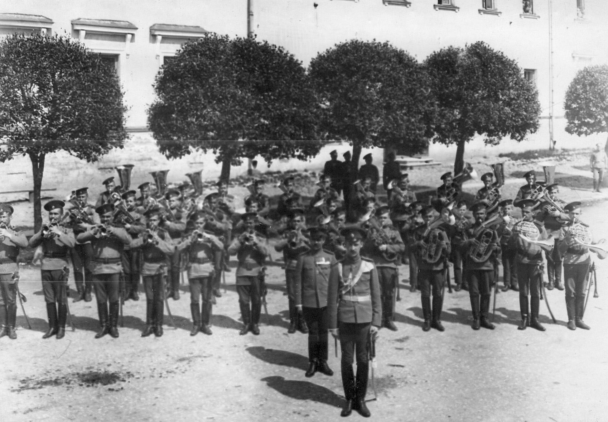 Оркестр Уланского Её Величества лейб-гвардии полка