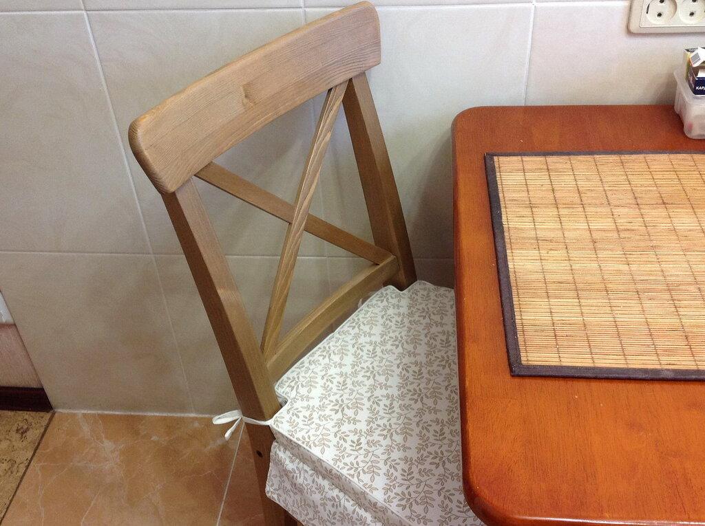 Как покрыть лаком стул