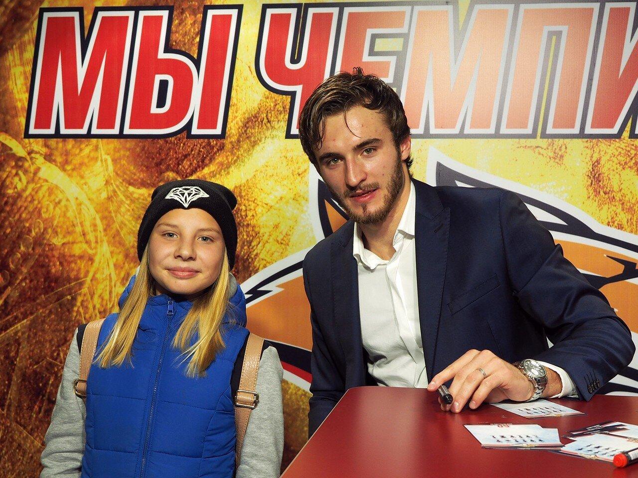 108 Томаш Филиппи Металлург - Барыс 13.10.2016