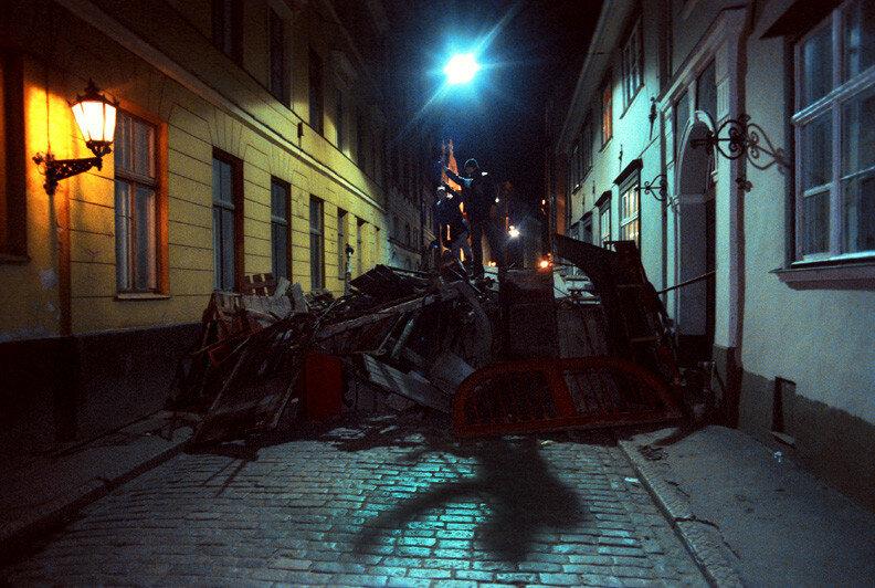 События в Латвии, 1991 год