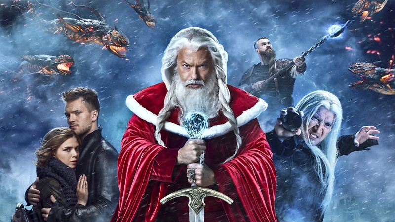 Новогодние фильмы 2016-2017