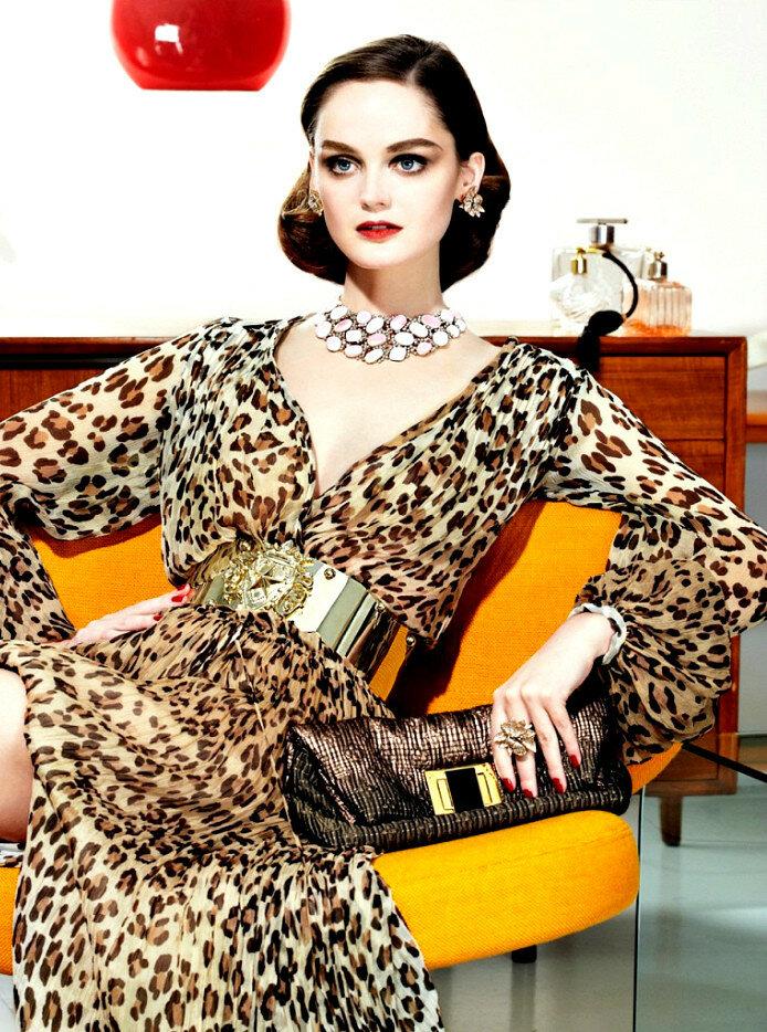 33f2d04b9444 В двадцать первом веке леопардовый принт занимает лидирующую позицию среди  самых ярких, экстравагантных и броских принтов в модной индустрии.
