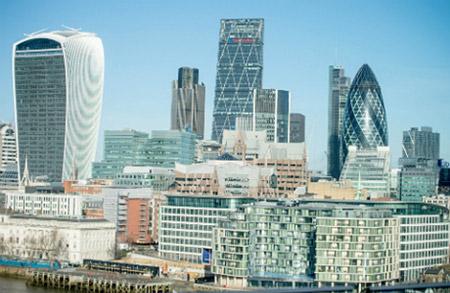 Лондонская недвижимость за год прибавила в цене 10%