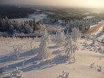Белая гора, Иней