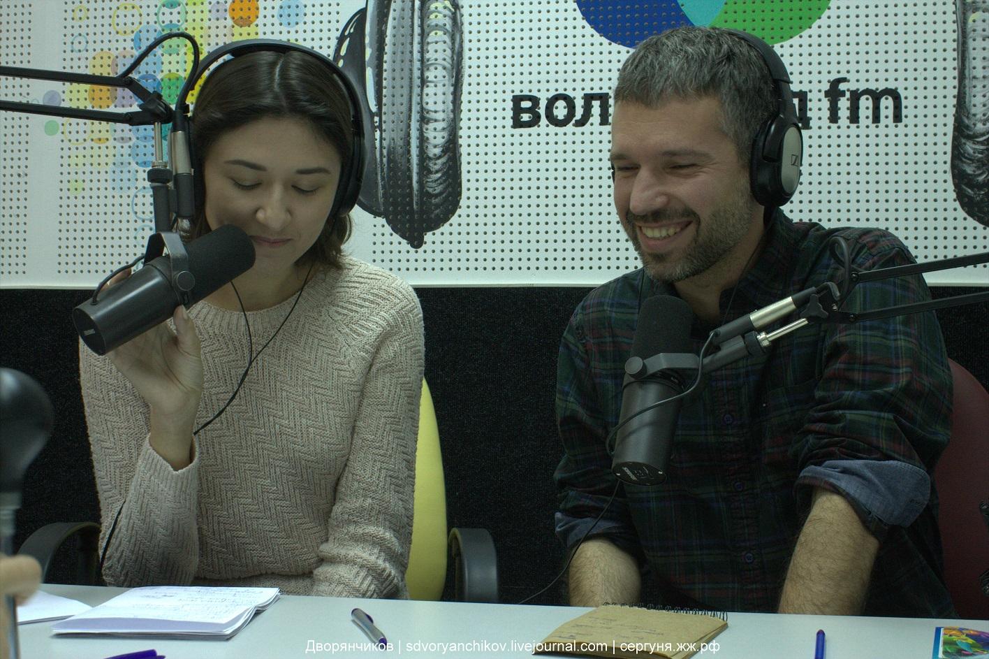 Школа радио - Интерактив - 15 ноября 2016