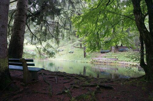 Парк Миттенвальда