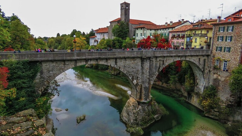 Чертов мост (Ponte del Diavolo)