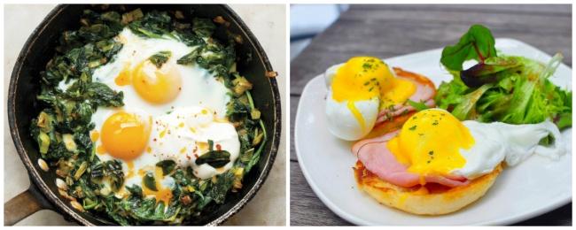 © bonappetit.com  © organicauthority.com  Яйца богаты витаминомD, который поддерживает