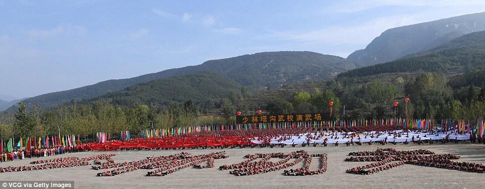 Фестиваль проходит с 1991 года. Шаолиньское ушу, которое также называют шаолиньским кунг-фу, — боево