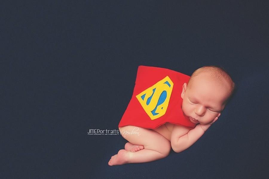 17. Милый маленький Супермэн