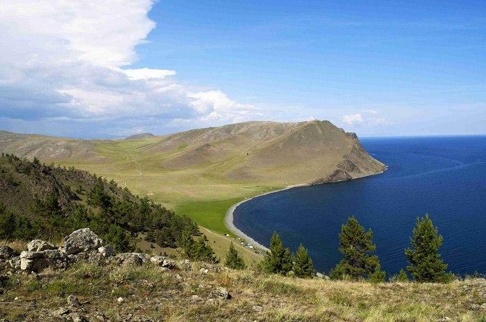 Озеро Байкал: фотографии самого красивого водоема России