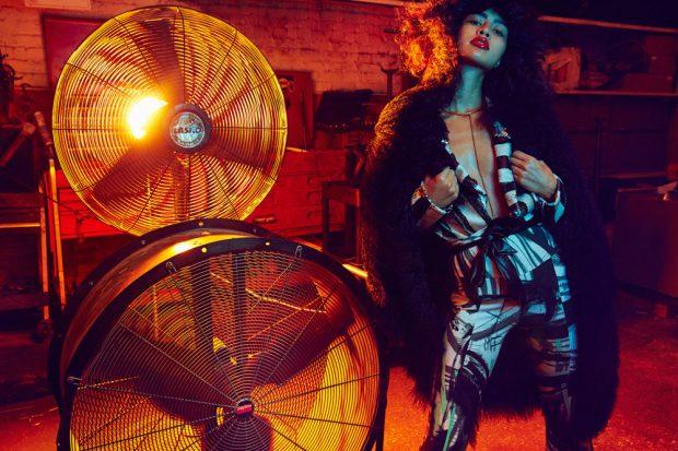 Фотосессия в Vogue Portugal