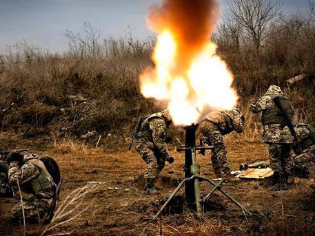 ВСУ открыли огонь по русским иукраинским офицерам вБезыменном— Донбасс