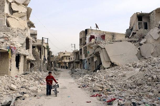 Волгоград исирийский Алеппо могут стать городами-побратимами