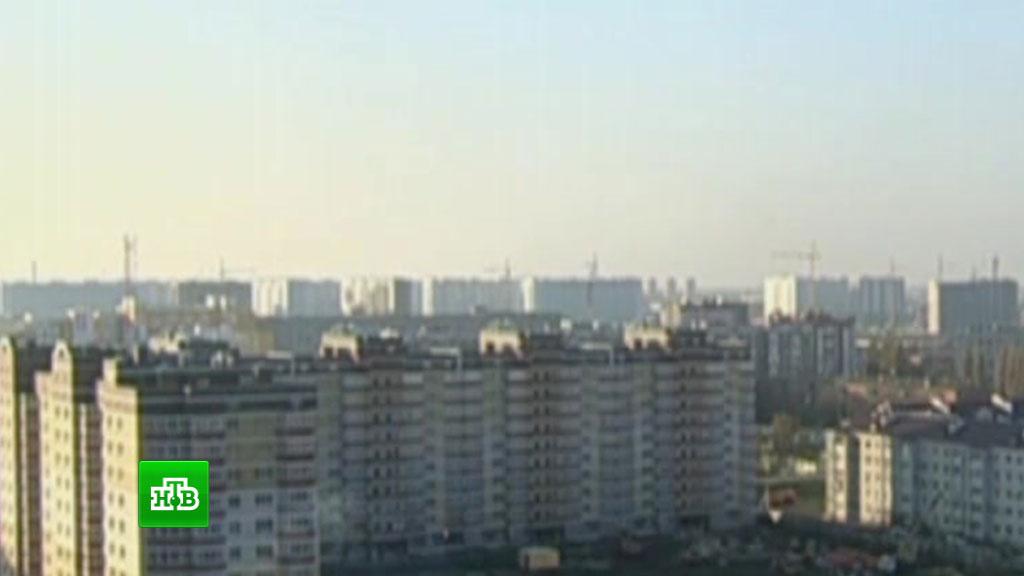 Москва конкурирует сПодмосковьем попредложению новостроек