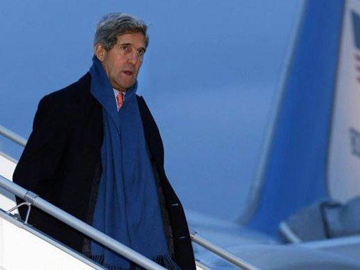 После выборов президента США Керри отправился изучать Антарктику