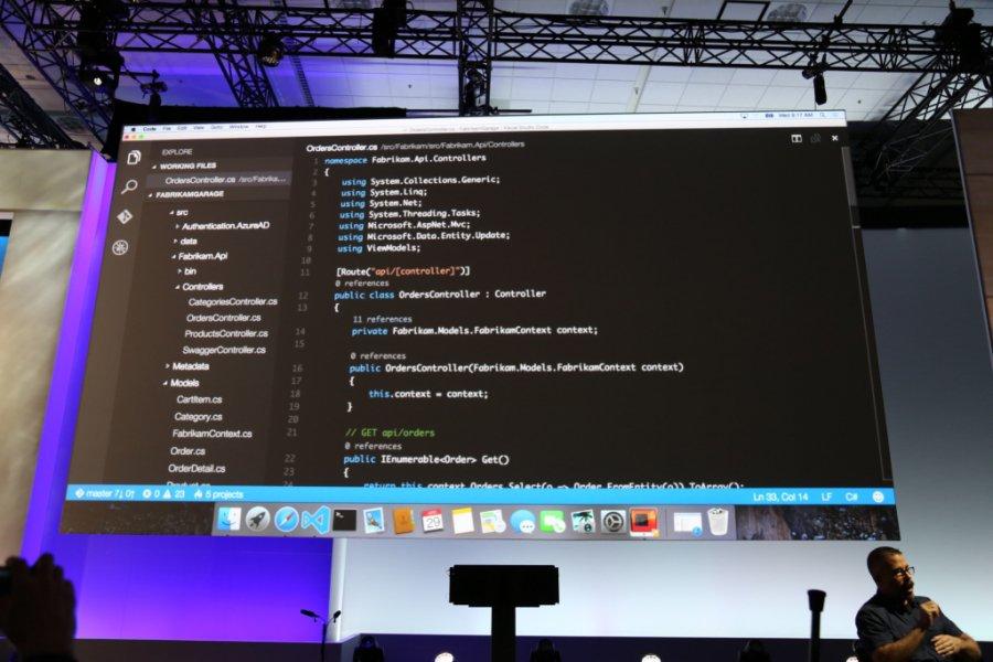 Visual Studio отMicrosoft будет доступна собственникам компьютеров Apple