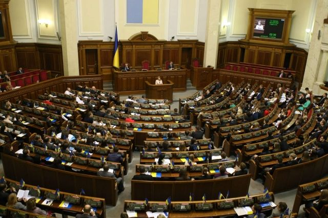 США просят Раду рассмотреть закон о«прослушке» для НАБУ