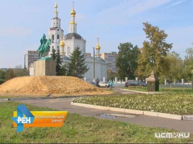 Суд вОрле отказал всносе монумента Ивану Грозному