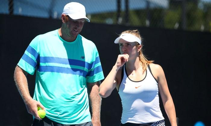 Свитолина вышла вполуфинал Australian Open вмиксте
