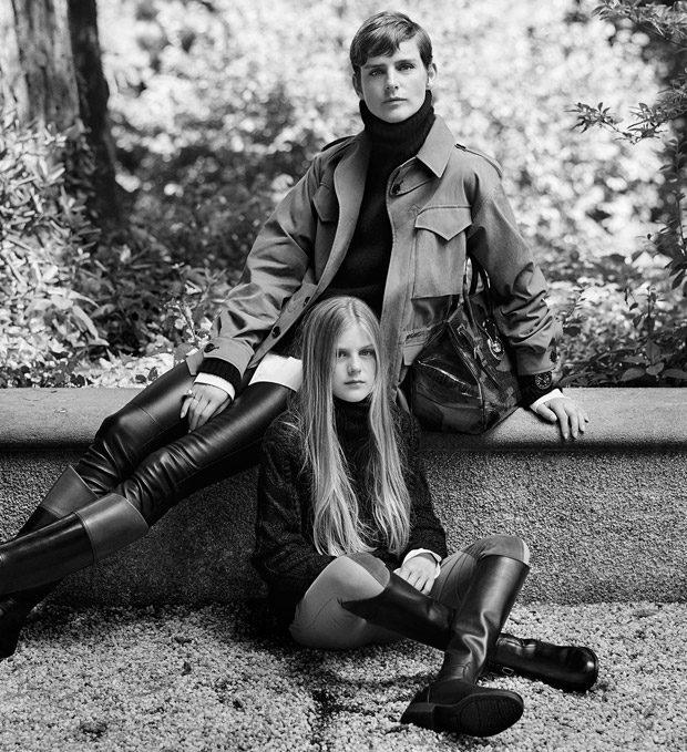 Stella Tennant, Vittoria, Fei Fei + More for Ralph Lauren Iconic Style 2016