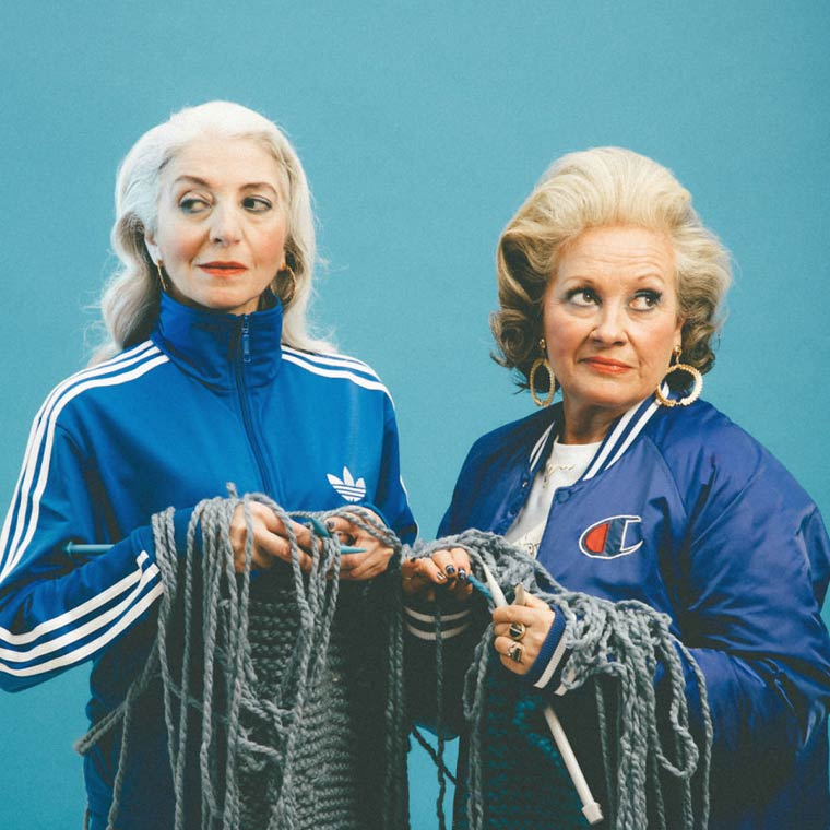 Leisure Wear - What will look like our generation while getting older?