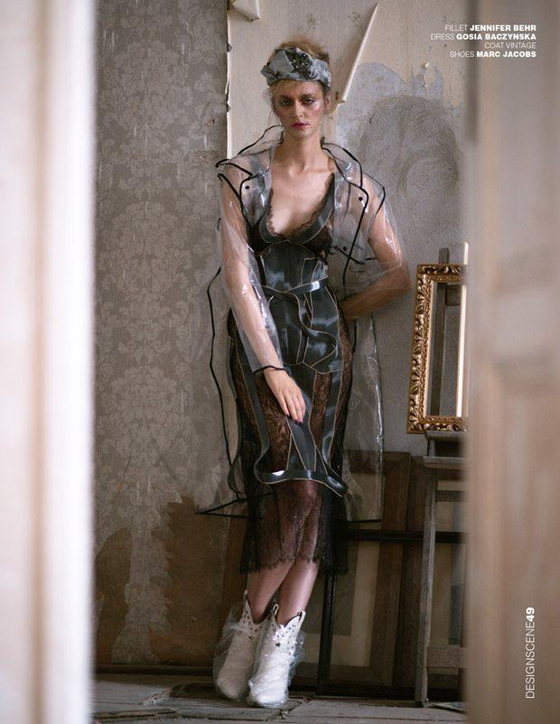 Photographer Dominika Wozniak - dominikawozniak.com Stylist SzymonDuzy at Papert Pictures Makeup Art