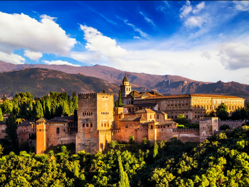 Average summer rates in Granada: June — $83, July — $67, August — $71 7. The Church of Our S