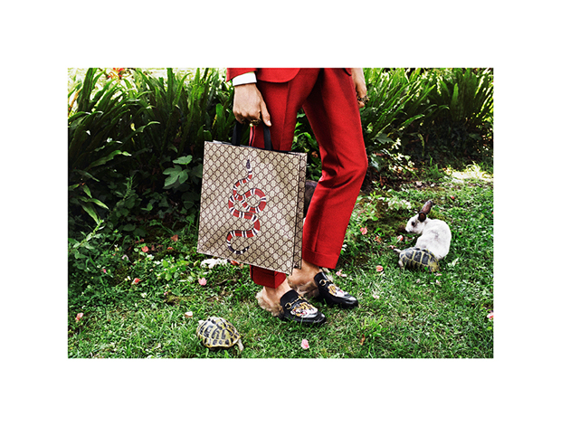 GUCCI Gift Giving 2016 Campaign Film by Floria Sigismondi