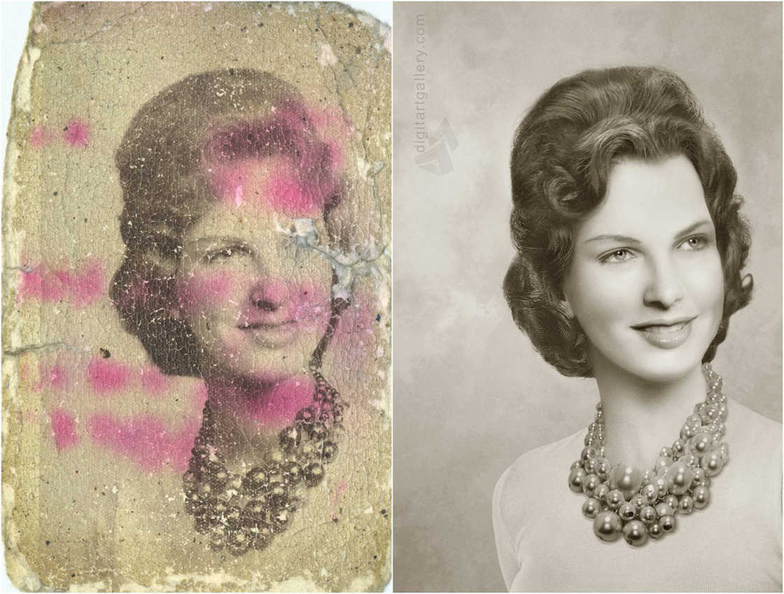 Vintage Photos – The incredible restorations of Tetyana Dyachenko (12 pics)
