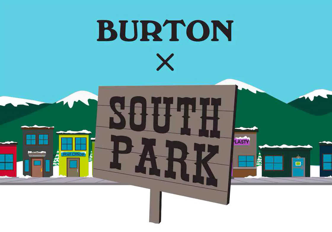 South Park ? Burton - The four cult hats are now becoming a reality