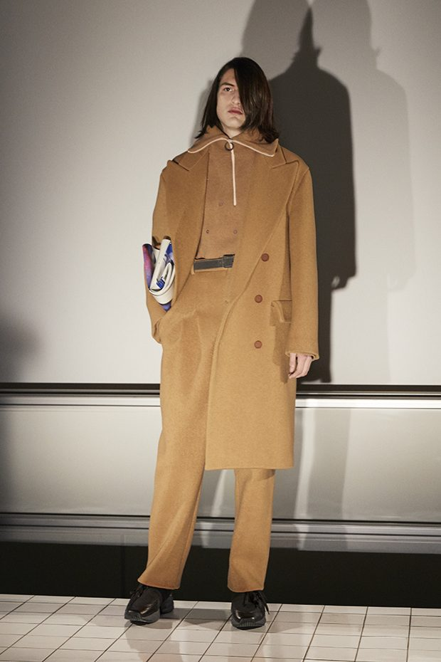 #PFW ACNE STUDIOS Fall Winter 2017.18 Collection