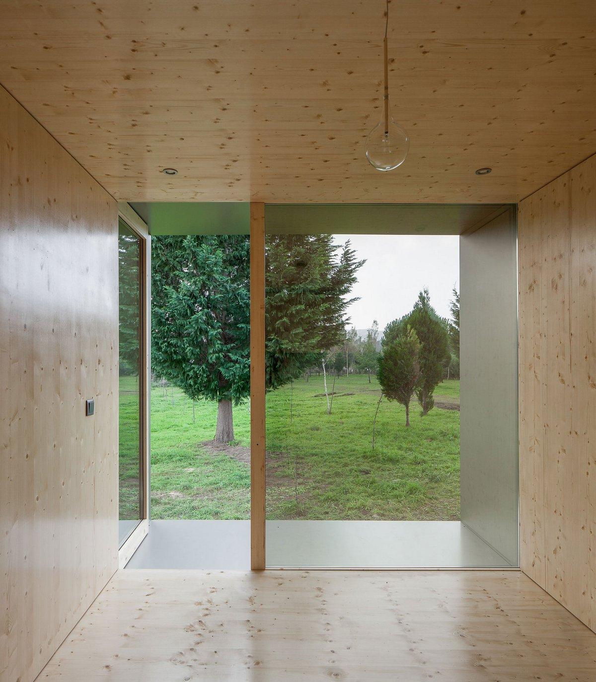 Передвижной дом в Португалии