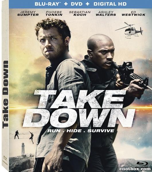Выкуп – миллиард / Take Down (2016/BDRip/HDRip)