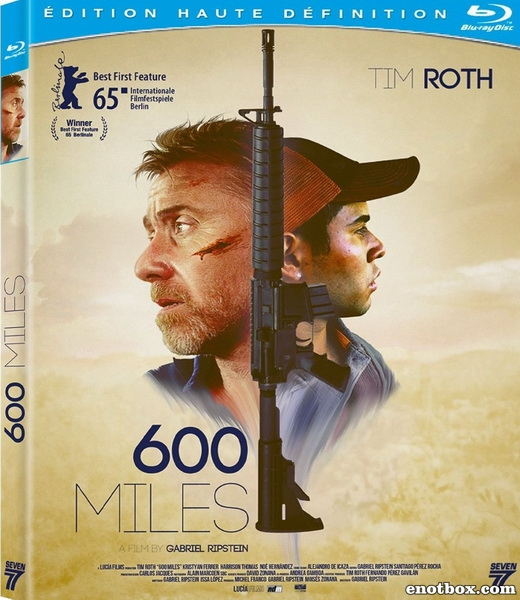 600 миль / 600 Millas (2015/BDRip/HDRip)