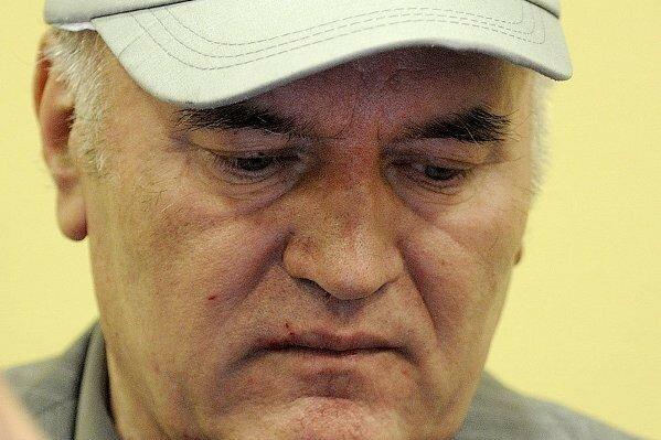 Сербия, Гаагский трибунал, Ратко Младич