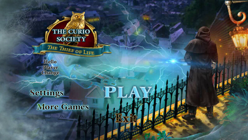 The Curio Society 3: The Thief of Life CE