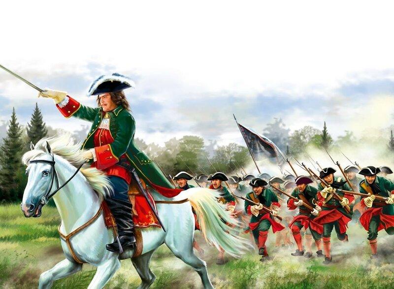 Полтавская битва..jpg
