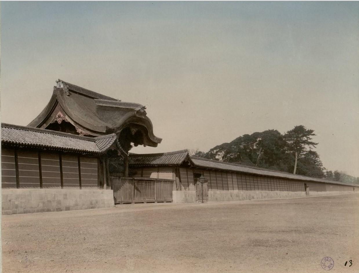 Киото. Императорский дворец