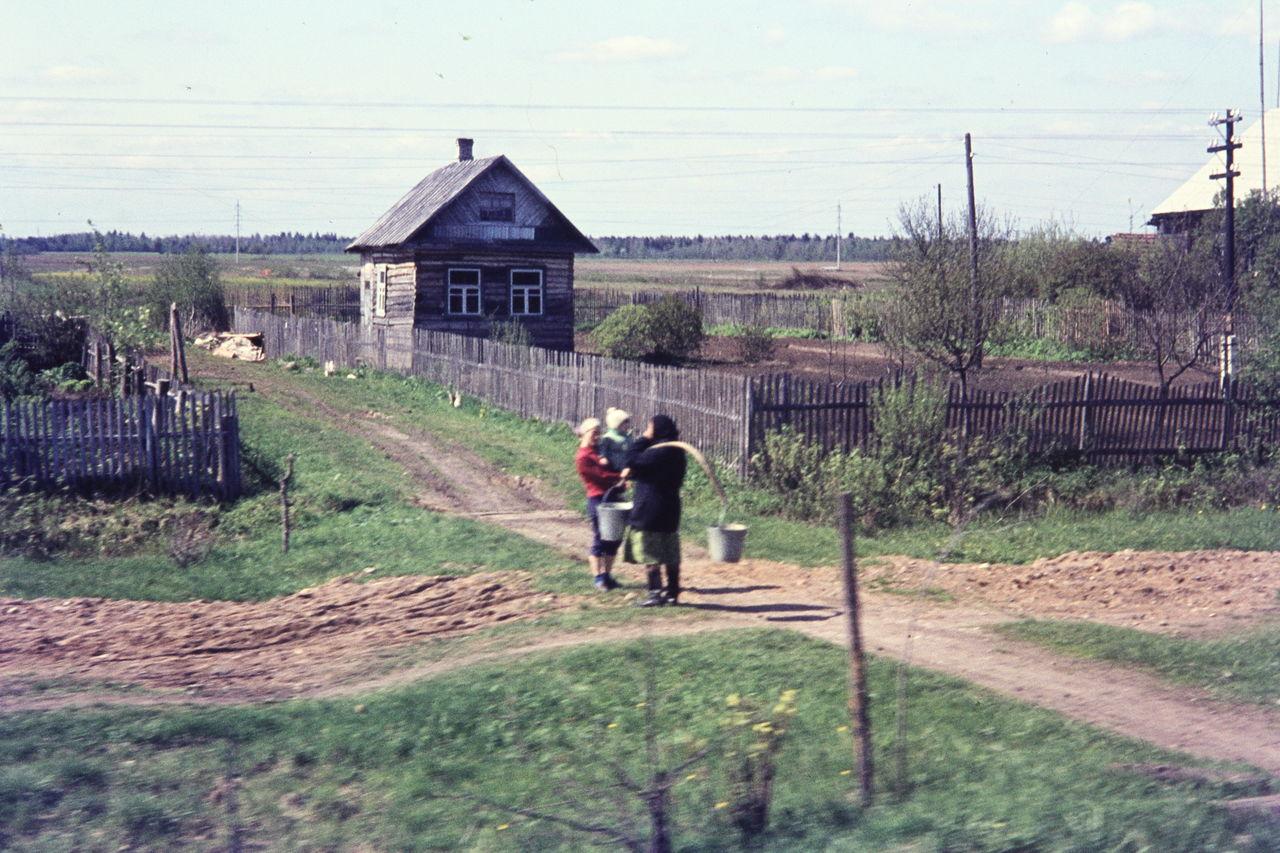 Окрестности Новгорода