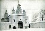 Врата Авраамиева монастыря