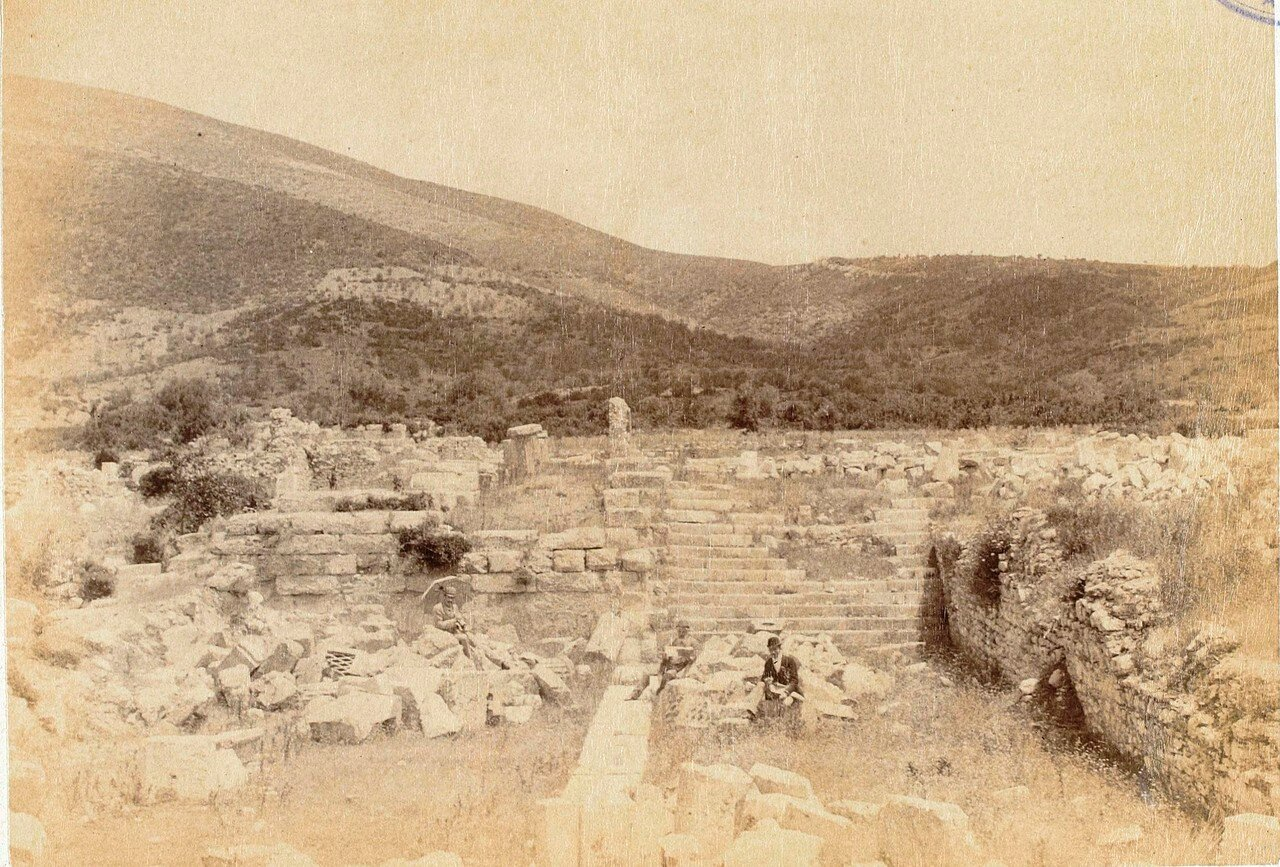 12. Эпидавр. Руины
