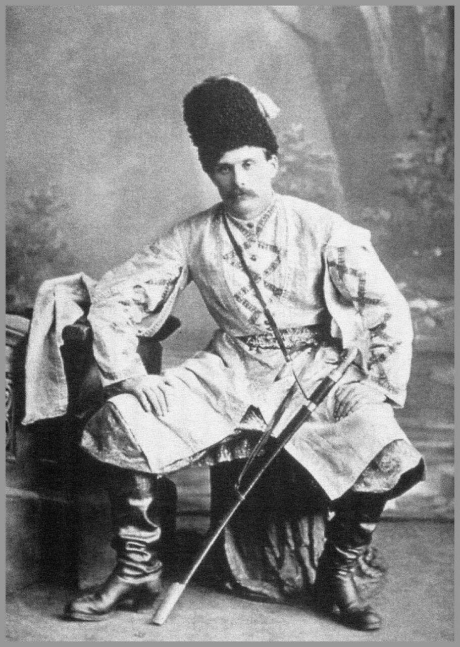 Н.К.Садовский. Актер