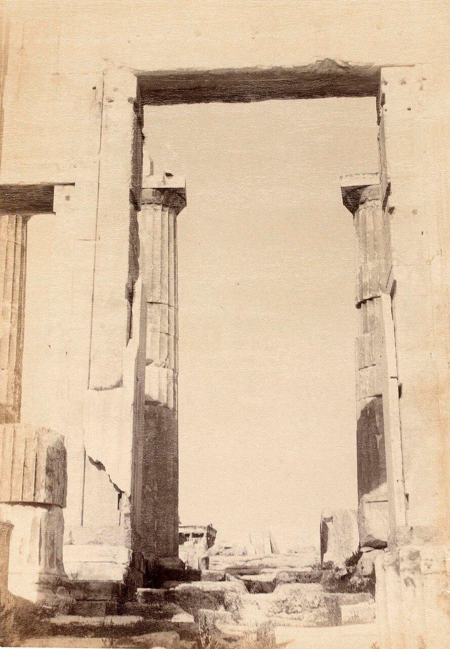 73. Афины. Пропилеи на Акрополе