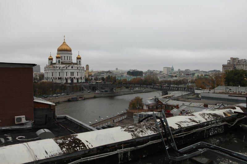 Кондитерская фабрика Красный Октябрь - бывшая Эйнем