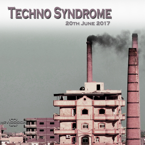 Headdock - Techno Syndrome (2017)