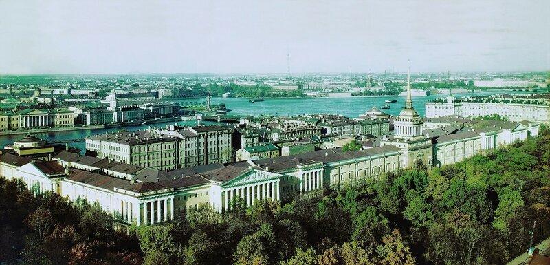 1963 Адмиралтейство. Илья Голанд.jpg