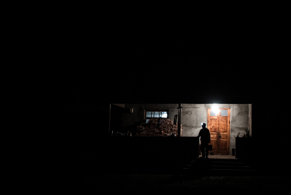 Жизнь отшельника в горах Абхазии