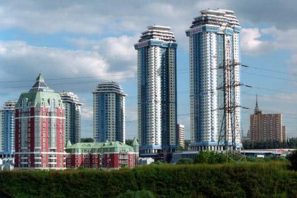 На «Воробьевых горах» сдают самую дорогую недвижимость